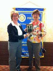 Quincy Rotarian Year 2012