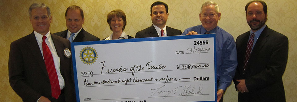 Quincy Rotary Donation