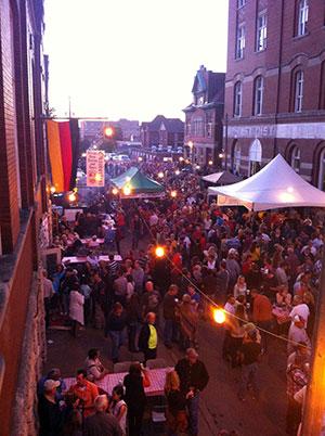 Rotary Oktoberfest - Quincy, IL