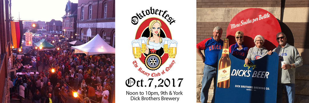 Quincy Rotary Oktoberfest 2017